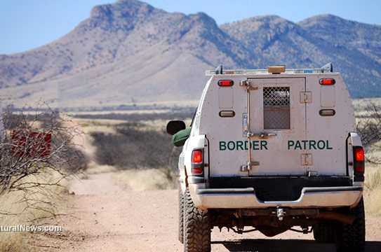 Border-Patrol-Truck-Arizona-Mexico